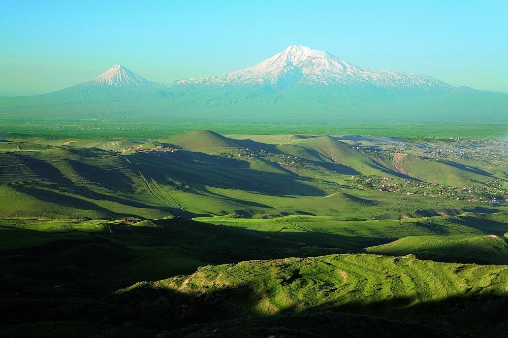 Араратская долина фото