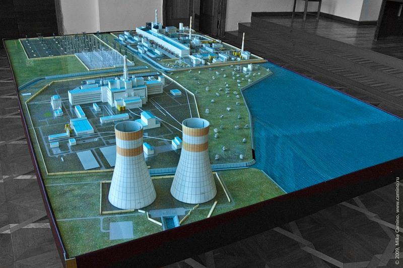 Как сделать атомную электростанцию 99
