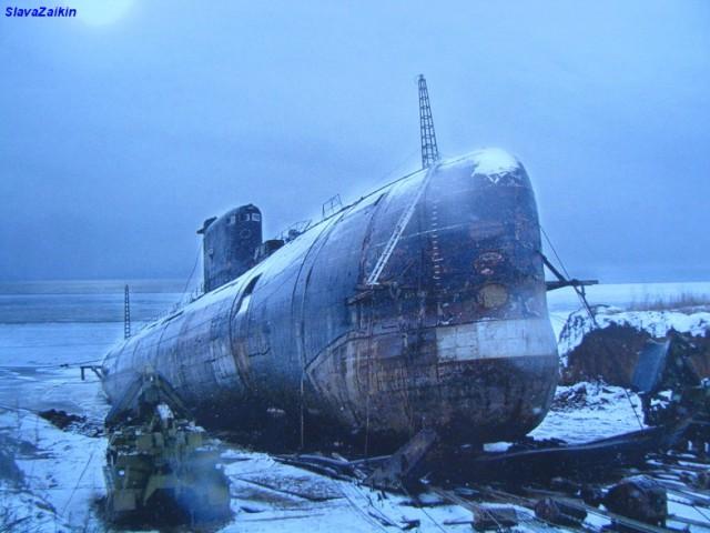 когда в тольятти появилась подводная лодка