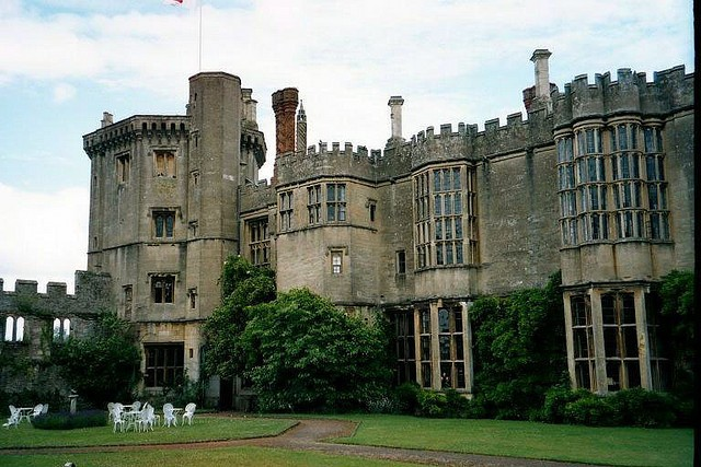 thornbury-castle