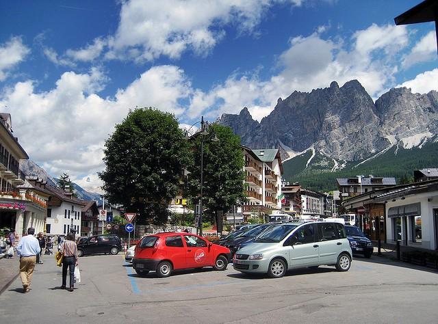 Santa Susanna Cortina dAmpetstso
