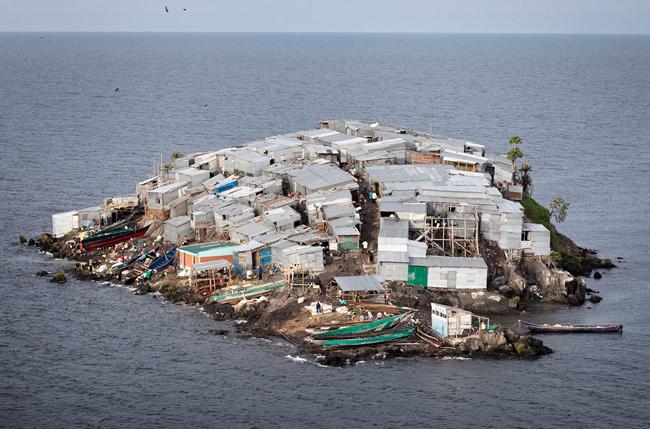 Остров Мигинго, Кения/Уганда