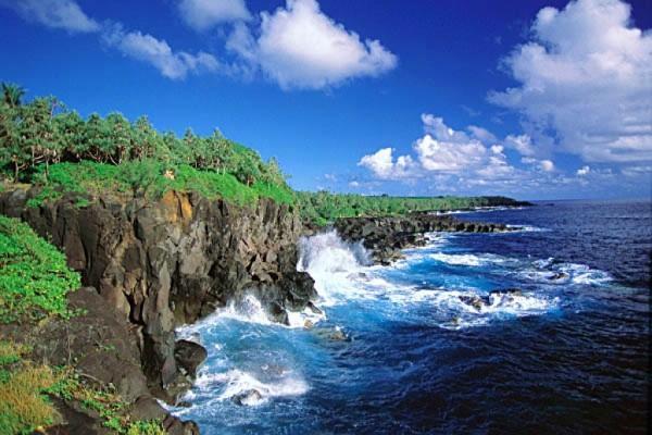 острова Индийского океана