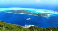 Острова Тихого океана (архипелаги, виды и перечень островов)