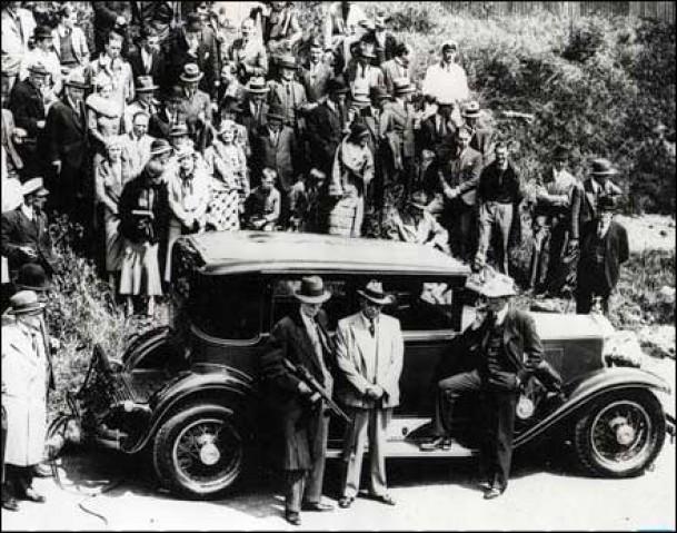 Cadillac Аль Капоне
