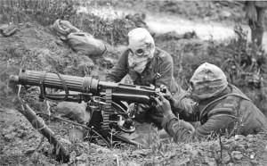 Битва при Сомме, июль 1916