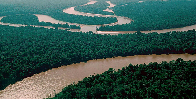 Амазонка – самая длинная и полноводная река мира