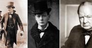 Уинстон Черчилль (30 ноября 1874 — 24 января 1965 гг.)
