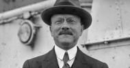 Человек и автомобиль — Андре-Гюстав Ситроен ( 05.02.1878 — 03.07.1935 гг.)