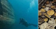 Морской клад у берегов Эквадора