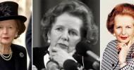 Маргарет Тетчер (13 октября 1925 — 08 апреля 2013 гг.)