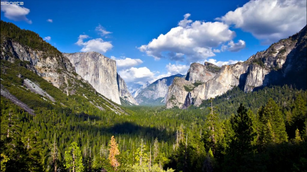 Йосемитский национальный парк