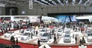 История проведения Женевского автосалона