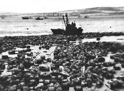 Ценами на камчатке 1952г.