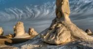 Белая Пустыня, Египет, Африка