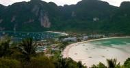 Острова Пхи-Пхи в Таиланде (25 фото)