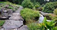 Ботанический сад города Осло, Норвегия — ФОТО
