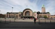 Центральный вокзал Хельсинки — ФОТО