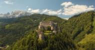 Замок Хоэнверфен, Австрия