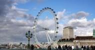 Колесо обозрения Глаз Лондона