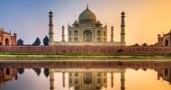 Тадж-Махал в Индии — история и фотографии