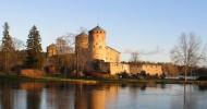 Крепость Олавинлинна (Олафсборг) фото и история крепости
