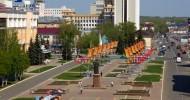 Дорога в Саранск