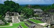 15 самых впечатляющих руин цивилизации Майя