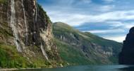 Водопад Мардалсфоссен, фото водопада