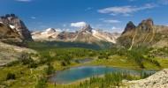 Национальный парк в Канаде — Йохо