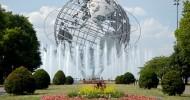 Скульптура «Унисфера» – крупнейшая на Земле