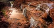 Самые красивые водопады США