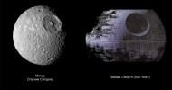 Спутник Сатурна — Мимас