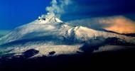 Вулкан Этна — координаты и ФОТО