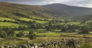 Йоркширские Долины — национальный парк в Англии, фото парка