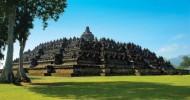 Боробудур, храм на острове Ява, фото храма Боробудур