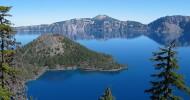 Озеро Крейтер, национальный парк в США — ФОТО