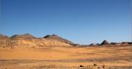 Нубийская пустыня, Судан и Египет