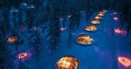Отель Какслауттанен в Финляндии (29 фото)