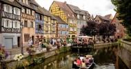 Город Кольмар — жемчужина Эльзаса, Франция