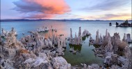 Озеро Моно в США — ФОТО