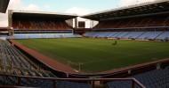 Стадион Вилла Парк, Англия