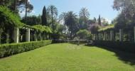 Парк Марии Луизы в Севилье, Испания