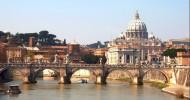 Город Рим, Италия — Фото.