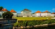 Дворец Нимфенбург в Мюнхене, Германия
