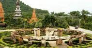 Нонг Нуч, тропический сад в Паттайе — ФОТО