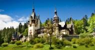Замок Пелеш в Румынии — ФОТО