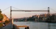 Бискайский мост в Испании — ЮНЕСКО