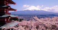 Вулкан Фудзияма в Японии — координаты и ФОТО