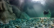 Верзаска — самая прозрачная река в мире (25 фото)
